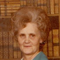 Maude Ellen Estep