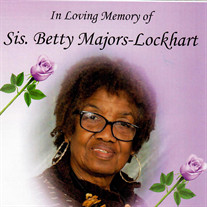 Betty Majors-Lockhart