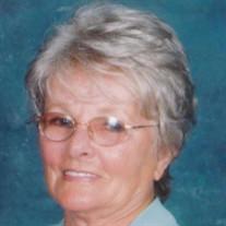 Mrs. Faye Bartholomew Rowe