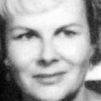 Martha June Mitchell