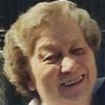 Margaret E Bergeron