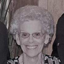 """Anna """"Margaret""""  Peterson Bistline"""
