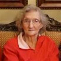 Mrs. Sara Ann Burcham