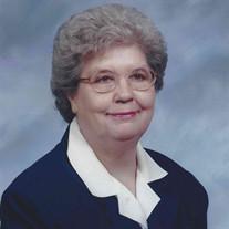 Mrs. Josephine Smith Geddes