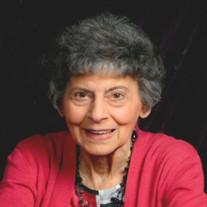 Rose Sue Burket (nee Larry)