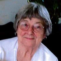 Mrs. Irene B. Boucher