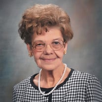 Mrs. Betty Jo Blackstock