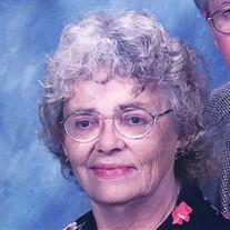 Lois (Foberg) Tillman