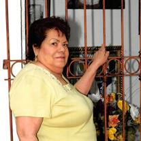 Mrs. Josefina Ruiz