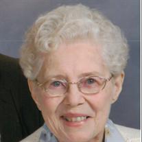 """Margaret J. """"Jean"""" Reichow"""