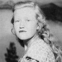 Mrs. Vera Jane (McDowell) Jacobs