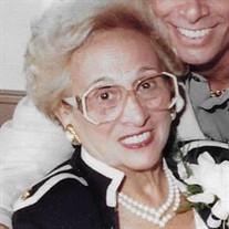 Mrs. Eleanor Louise Nicosia