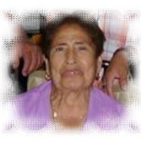 Teresita  Cruz Perez