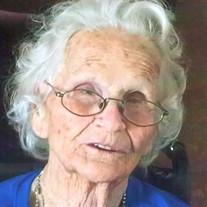 Mary Hannah Smallwood