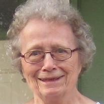 Martha Prater Legler