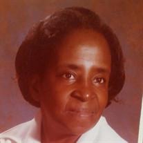 Ms.  Eva Arlene Hooks Page