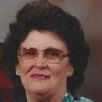 Mrs. Emma Mae Parham Hickman
