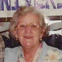 Evelyn Irene George Purtee