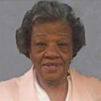 Mother Eva Mae Taylor
