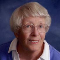 Mary F. Quednau