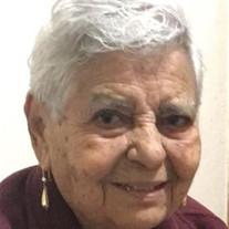 Maria Guadalupe Cantu