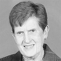 Mrs. Erlene Margaretha Olson