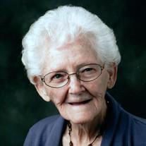 Mrs. Vivian Walsh of Hoffman Estates