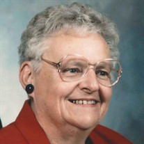 """Margaret  """"Peg"""" Stevenson"""