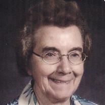 Sr. Haroldine Acker