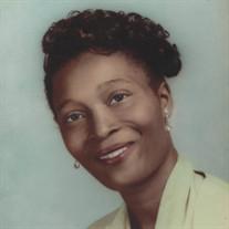 Lelia Mae Gregory