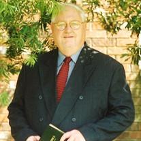 Pastor Larry Lanphier