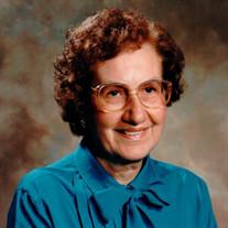 Arlene M. Fleer