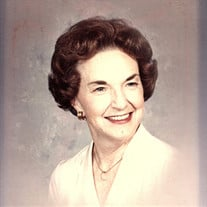 "Mrs. Geraldine ""Jeri"" Cook Wilhelm Evans"