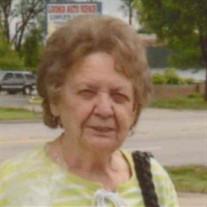 Mrs. Patricia Genevieve Hankins