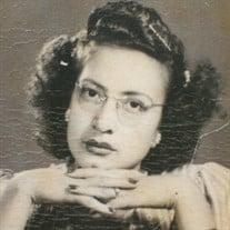 Manuela D. Madrigal
