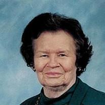 Alice C Wheelus