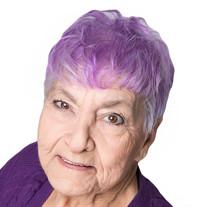 Shirley Ann Buchanan (née Camelia)
