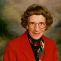 Louise E. Cayler