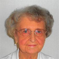 Mrs. Rose Sophie Vojacek