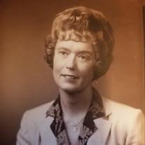 Patricia Anne Watson Hitner