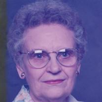"""Winifred Joan """"Dodie"""" Hudson"""