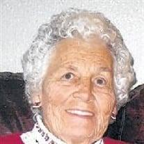 Marguerite J Rees