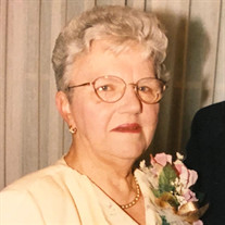 Burnetta Elizabeth Seger