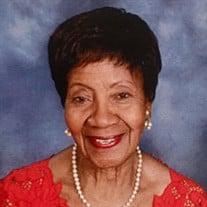 Pansy Elaine Jackson