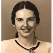 Marion Yancey Petroff