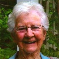 Sister Joanne Frey MHSH