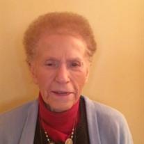 Mrs. Evelyn Emily Vashaw