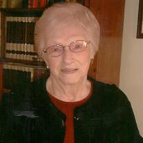 Nadine Frances Igleheart Crowder