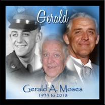 Gerald A. Moses