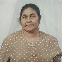 Mrs. Phulmatie Budhu